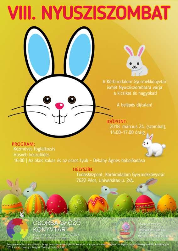 f41de06b98 Húsvéti programok Pécsett és környékén | Pécsimami