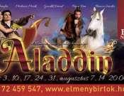 Nemzeti Lovas Színház: Aladdin – ötödik előadás a Bikali Élménybirtokon