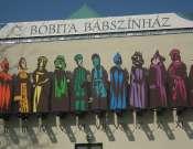 Bábkészítő foglalkozás a Bóbita Bábszínházban