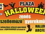 Vidám szelleműzés - Pécs Plaza Halloween