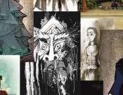 Kulisszák mögött - Matyi Ágota báb- és látványtervező kiállítása a Bóbita Színházban