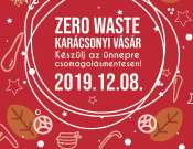 Zero Waste karácsonyi vásár - Készülj az ünnepre csomagolásmentesen!