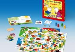 Két év után szünet után, ismét egy Bogyó és Babóca játékkal jelentkezik a Keller és Mayer kiadó.