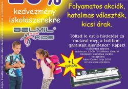 Berek-Papír: 20% kedvezmény + ajándék!