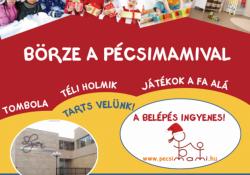 Vasárnap utolsó börze a Pécsimamival a Szlivenben!