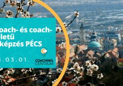 Teamcoach- és coachszemléletű vezetőképzés Pécsett
