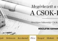 Megérkezett a segítség a CSOK-hoz: február 15-én ingyenes előadás Pécsett!