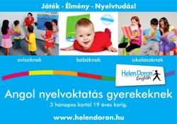 Ingyenes nyílt napok a Helen Doron Nyelviskolában!
