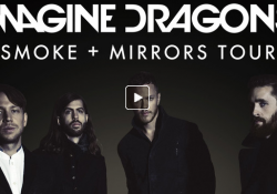Imagine Dragons koncertfilm tinilányoknak az Urániában!