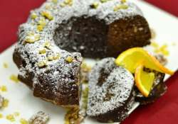 Mischler Cakes - narancsos-csokis kuglóf