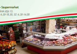 NOVRO Szupermarket: nem csak húsbolt!