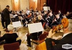 Muzsikavalkád várja Mikulás közeledtét a Filharmónia Magyarország szervezésében.