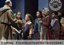 Legyetek jók, ha tudtok - gyerekszereplő casting Pécsen