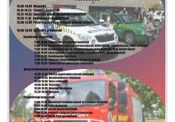 V. Rendőr- Tűzoltó Nap Pécsen