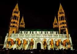 Fényesen tekintünk a jövőbe: meghirdetjük a Zsolnay Fényfesztivál nemzetközi fényfestő versenyét!