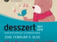Itt a farsang, áll a bál! - Desszert koncert a Pécsi Palatinus Szállóban