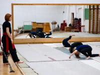 Nyílt kungfu edzés a SKAH Pécs SE-nél