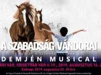 A szabadság vándorai - Demjén musical a Szigetvári Várban