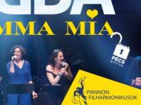 ABBA szabadtéren – Mamma Mia! – IDŐPONTVÁLTOZÁS!