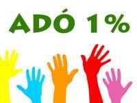 Adó 1% - segíts, hogy segíthessünk!