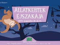 Egy nap, amikor késhet a villanyoltás! - Állatkertek éjszakája 2019!