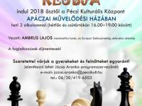 Amatőr Sakkozók Klubja a PKK Apáczai Művelődési Házában