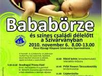 Bababörze a Szivárványban - 2010. november 6.
