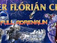 Richter Flórián Cirkusz - Full Adrenalin - Pécsen a Siklósi úti Intersparnál