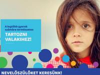"""""""Befogadlak"""" - egy nap a nevelőszülőkért a Zsolnay Negyedben"""