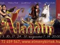 Nemzeti Lovas Színház: Aladdin – hatodik előadás a Bikali Élménybirtokon