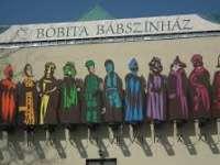 Dödölle című előadás a Bóbita Bábszínház Kamaratermében