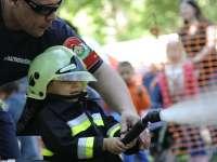 Nyitott szertárkapuk - Gyereknap a tűzoltóságokon