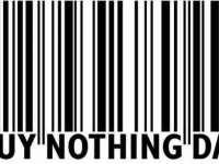 Fekete péntek helyett Ne vásárolj semmit! nap