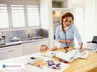 A gyerekekkel otthon töltött évek után újra munkába állnál?