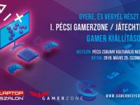 I. pécsi Gamerzone - JáTechtér show