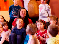 Játéktár zeneovi - Mini csoport a Zsolnay Negyedben