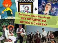 13+1 film a gyerekkorunkból, azaz mit nézzen a gyerek, ha beteg