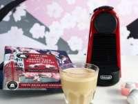 Újdonság a CAFE FREI-ben, kapszulás kávé, lebomló kapszulában