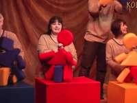 TODA - a csoda gyereknyelven - A Kolibri Színház előadása a legkisebbeknek, felvételről