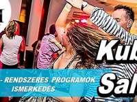 Kezdő Kubai Salsa Tanfolyam - Pécsimami olvasóknak 20% kedvezménnyel!