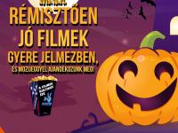 Halloween a KULTIK Pécs - Uránia moziban!