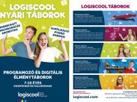 Programozó és élménytáborok - Logiscool