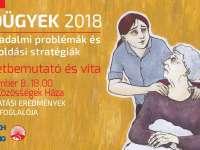 Nőügyek 2018 - Pécsi kötetbemutató és vita