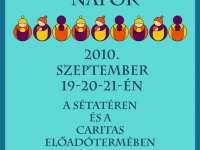 II. Pécsi Babahordozó Napok - 2010. szeptember 19-21.