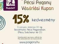 Készülj a Pécsi Pagonnyal a húsvétra: 15%-os kupont hoztunk!