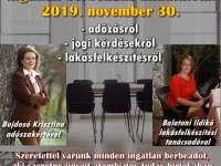BérbeAdó Nap 2019.11.30 - Pécsimamisoknak 10% kedvezménnyel!