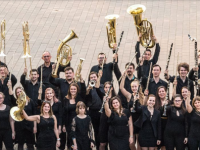 Zenélő Zsolnay - A PTE Zsolnay Vilmos Fúvószenekar hangversenye