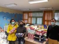 Átadtuk a rászoruló gyerekeknek és családoknak gyűjtött adományokat!