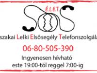 SOS ÉLET