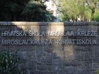 Nyílt nap a Miroslav Krleza Horvát Általános Iskolában